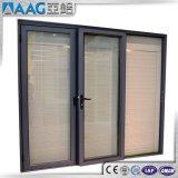 Portello scorrevole/dell'alluminio e finestra di alluminio