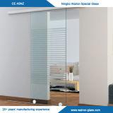 Systemen van de Deur van het Glas van het aluminium de Glijdende