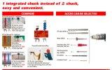 света цыпленка 550W 12mm молоток ключевого роторный с Ce/GS/EMC