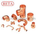 Kupferne Befestigung '' ~2 '' der Größen-1/2 für Abkühlung R-Einschließen