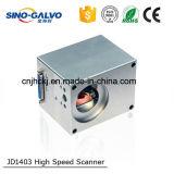 Galvo do laser do Sino-Galvo Jd1403 para a marcação do metal do laser e a máquina de impressão do metal 3D