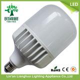 20W 30W 40W E27 B22 Alumínio T Modelo Lâmpada LED