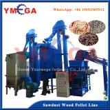 Большая емкость с линией лепешки промышленного биотоплива конкурентоспособной цены деревянной