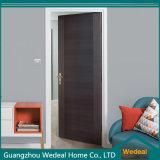 Проектированная покрашенная Veneer дверь MDF красного дуба Prefinished полная