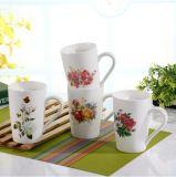 Taza de café divertida de cerámica, taza de café, taza de cerámica de la leche