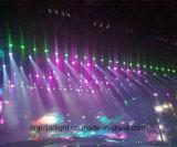 살아있는 연주회 온난한 백색 또는 RGBW 단 하나 색깔 120PCS 3W LED는 동위 LED 단계 빛 할 수 있다