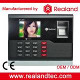 Realand Fingerprint temps de présence du produit avec des logiciels libres et Sdk