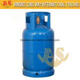 L'acciaio di pressione bassa ha fatto il cilindro della bottiglia di gas di 12.5kg GPL
