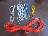 Silicone Rubber Heating Wire / Cable (30ohm / m, 80ohm / m)