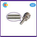 Tornillos de pista ranurada inoxidables de Steel/4.8/8.8/10.9 Chorme para los tornillos de la maquinaria/de la industria