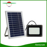 Solar 54 LED Light Control Luz solar Lâmpada solar Spotlight Luminárias de parede Floodlight Outdoor Emergency Flood Light