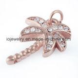 Fascino dei monili della piuma per la collana del pendente del braccialetto di DIY