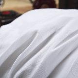 Большая вставка подушки качества гостиницы, утка вниз с подушкой крышки жаккарда хлопка