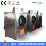 Macchina anteriore Heated dell'essiccatore della lavanderia dell'acciaio inossidabile del piatto del vapore/Gas/LPG/piatto dei lati