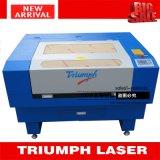 Цена автомата для резки лазера СО2 пластическая масса на основе акриловых смол бумажного картона резца 1300*900mm лазера деревянное