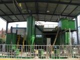 Sistema di trattamento delle acque di rifiuto - strumentazione di trattamento di acque luride