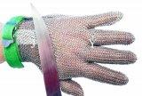 Aço inoxidável corte da carne Luvas / Ss luva de segurança / 100% Ss Glove