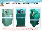 Riemenscheibe - Drahtziehen-Maschine für die Nagel-/Ineinander greifen-Herstellung schreiben