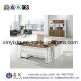 Foshan-Fabrik-Büro-Möbel L-Form CEO-Büro-Schreibtisch (M2613#)