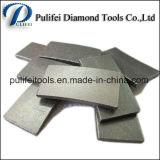 Segmento da lâmina do granito da ferramenta de estaca do diamante para a mineração de mármore concreta