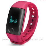 De Slimme Armband van de Monitor van het Tarief van het Hart van de Prijs van de fabriek (T1)