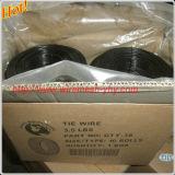 Petit fil recuit noir de relation étroite de fer de la bobine 3.5lbs 1.6mm pour les Etats-Unis