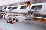 Máquina de corte hidráulica do Nc para a fatura do metal