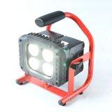 Removeable 건전지를 가진 거친 LED 투광램프