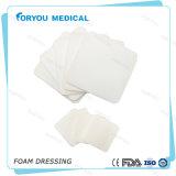 Foryouの医学の創傷包帯の製品の糖尿病のウレタンフォームの医学の泡のドレッシングの接着剤の吸収剤の傷