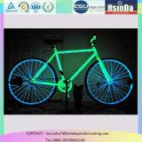 자전거 프레임을%s 어두운 살포 분말 코팅에 있는 빛난 놀을 주문을 받아서 만드십시오
