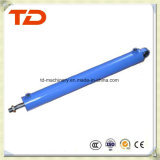 Doosan Dh220-5 Hochkonjunktur-Zylinder-Hydrozylinder-Montage-Öl-Zylinder für Gleisketten-Exkavator-Zylinder-Ersatzteile
