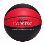 Talla 5 de la bola del baloncesto de la juventud menor de los cabritos mini 3 1