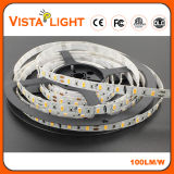 2700-6000k Samsung LED 5630 Luz de tira flexible para Restaurantes