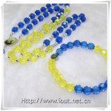 セットされる強い生産の高品質のビードの数珠(IOcrs006)
