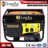 petit groupe électrogène portatif d'essence de pouvoir de 2kVA 2kw