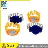 Vario silicone reso personale di RFID/braccialetto di gomma con il chip