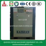 Courroie de Kaishan LG-3.2/10 pilotant le compresseur d'air électrique stationnaire de vis