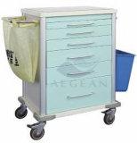 Hochfester Medizin-Laufkatze-Lieferant des Krankenhaus-AG-Mt025