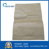 Sacco di carta del Brown per il sacchetto di polvere dell'aspirapolvere di Nilfisk GM80
