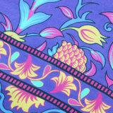 Tecido de impressão 100% Rayon 30X 30 / 68X68 para vestuário (AMA170608-8)