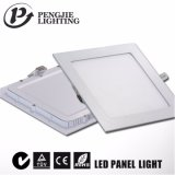luz del panel ultra fina de 145*145m m 9W LED