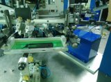 Máquina de impressão automática da tela para frascos e as câmaras de ar acrílicos dos frascos do plástico