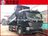 HOWO-A7 371HP 6X4のダンプトラック