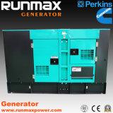 80kw/100kVA 침묵하는 Denyo 전력 디젤 엔진 발전기 또는 Denyo 발전기 (RM80C2)