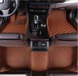 2008-2016 BMW X6를 위한 가죽 5D 차 매트