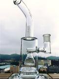 Tubulação de água de vidro reta do Borosilicate de Handblown da fábrica de Hebei