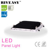 25W Round Corner High Power COB LED Painel de luz