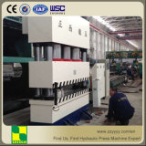 Yz90 placa da porta da coluna da série quatro que grava a máquina da imprensa hidráulica