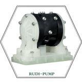 Pp., die Pumpen-Luftpumpe anstreichen