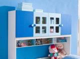 Het Houten Bed van het Meubilair van de Zaal van kinderen met Boekenkast